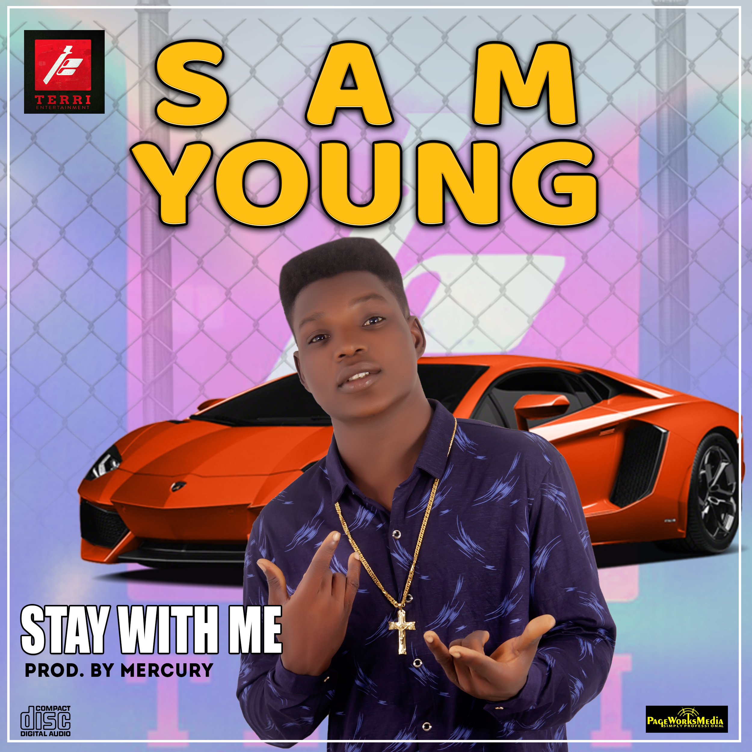 Sam Young – Stay with Me (Prod. By Mercury)