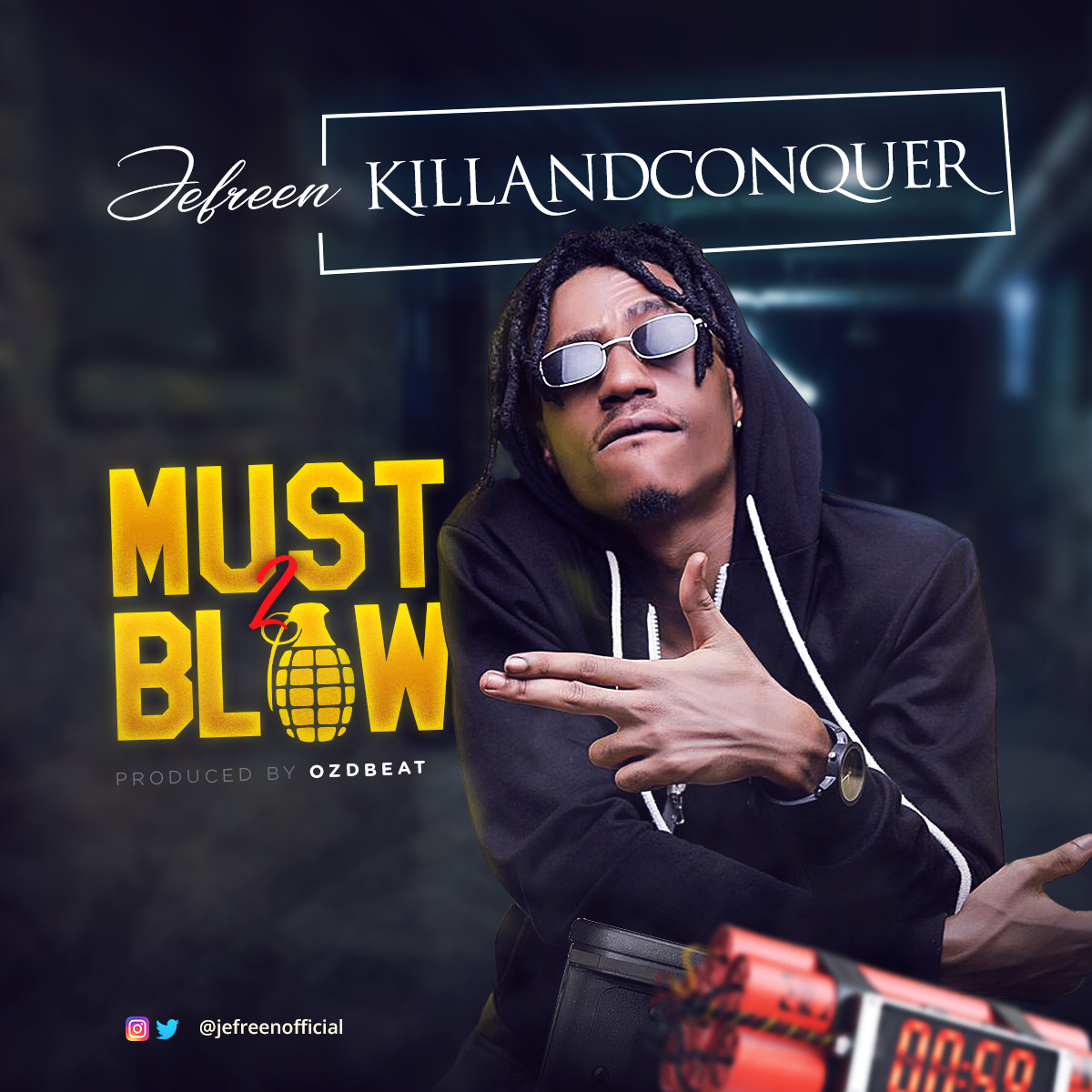 Jefreen – Must 2 Blow (Prod. By Oz'DBeat)