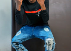 Motivational Artist Infinity allures with new promotional photos || @infinityebos