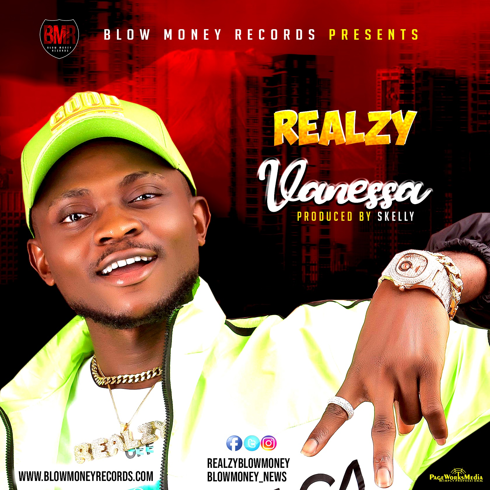 Realzy – Vanessa (Prod. By Skelly)