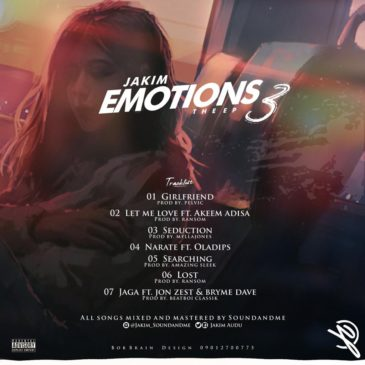 Music: Jakim – Emotions E.P3