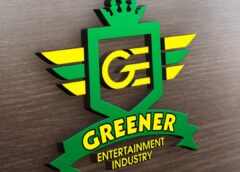 Greener Entertainment Industry is officially launched as a Record label.