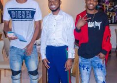 CashNation Entertainment, home to Barry Jhay, unveils two new artists; Jason and Frescool