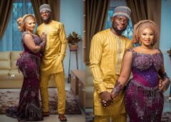 PHOTOS: Fatau Dauda Ties The Knot With His Beautiful Wife – We Wish Him Well
