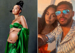 Little Mix star, Leigh-Anne Pinnock pregnant with first child